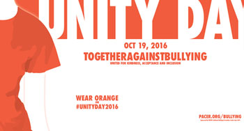 unity day banner